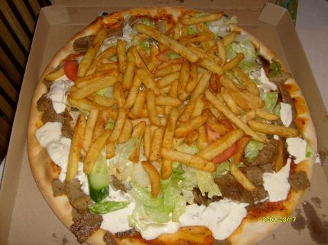 pizzeria tre kronor hörnefors meny