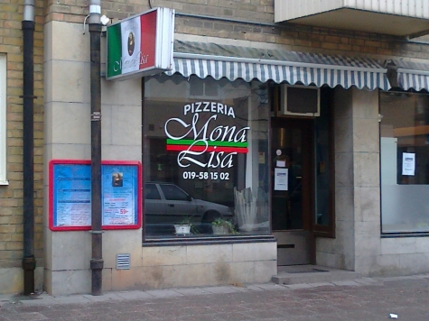Pizzeria Mona Lisa