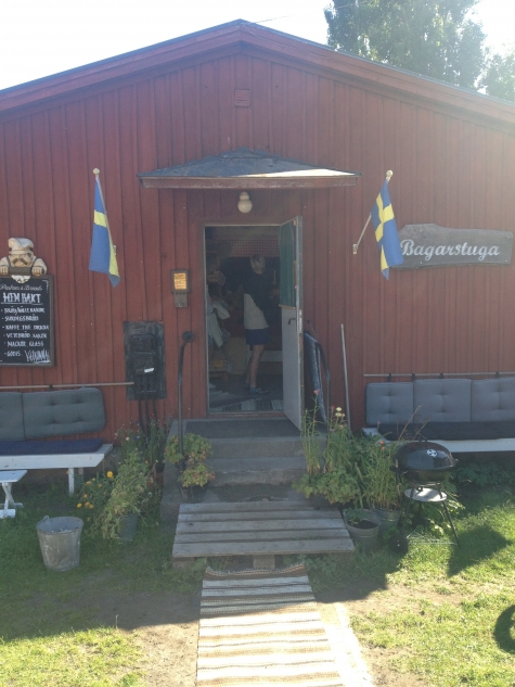 Bagarstugan-Karlsborg