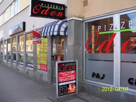 Pizzeria i Kristinehamn | Oden Grill & Pizzeria