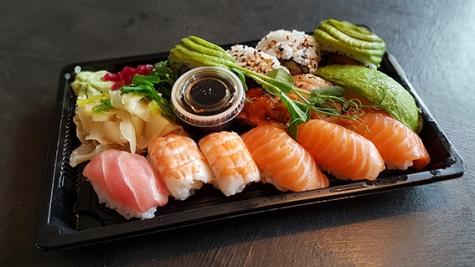 Saya Sushi Stockholm