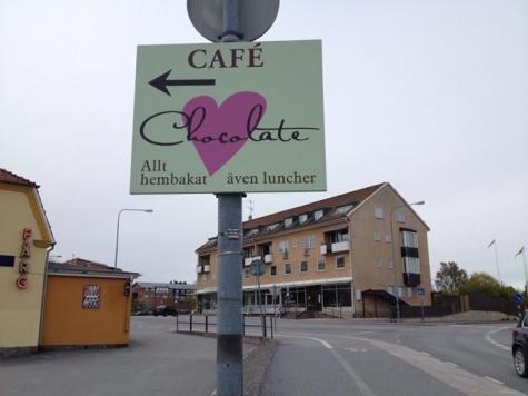 Café Chocolate