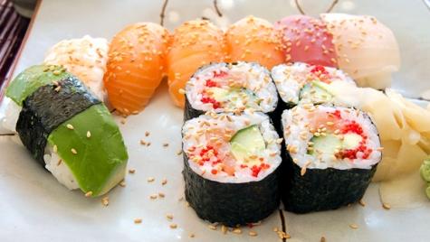 Sunshine Sushi