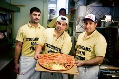 fellini pizza midsommarkransen