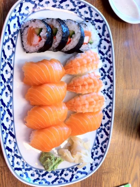 sushi bar västertorp