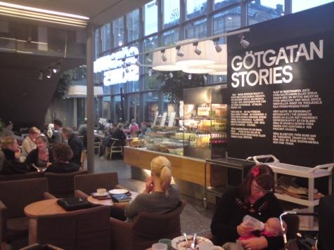Götgatan Stories