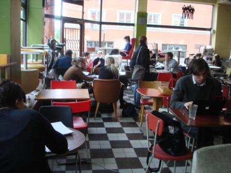 cafe hängmattan stockholm