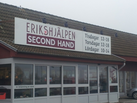 second hand linköping