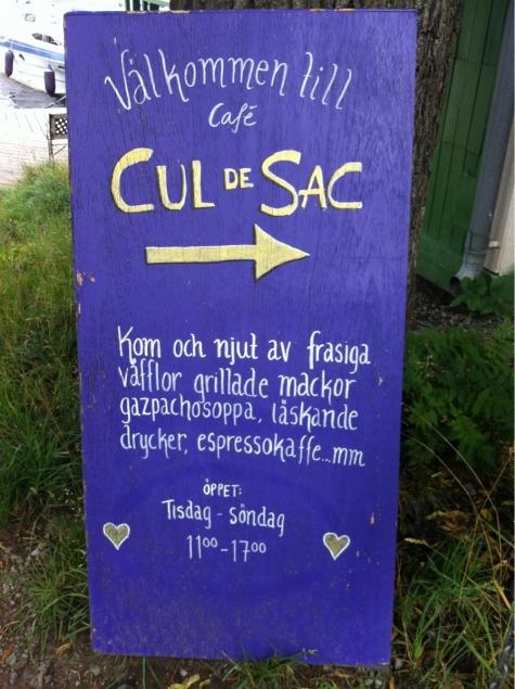 Café Cul de Sac
