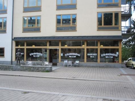 Eriksdalshallens Mat och Café
