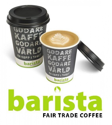 Barista Fair Trade Coffee