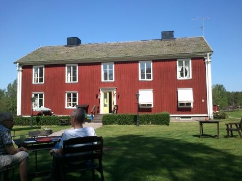 Hembygdsgården i Kristinehamn
