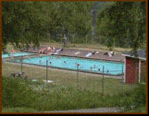 Hammarstrands badplats Indalsä
