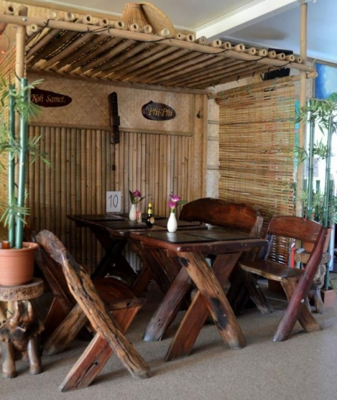 Sangs Thaimarket och Restaurang