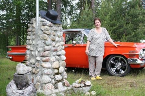 Hälla 50-talscafé - Södra Lappland