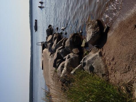 Munkholmens badplats