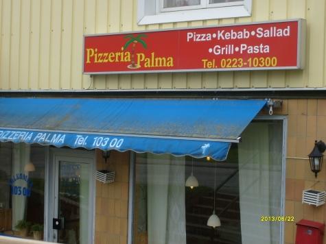 västans pizzeria fagersta meny