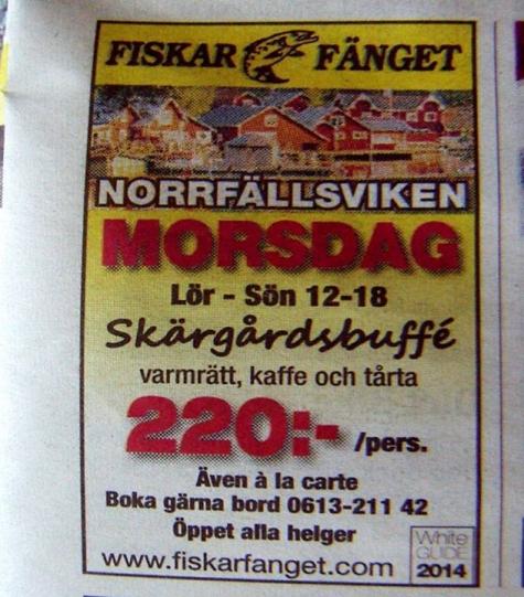 Norrfällsviken Fiskarfänget