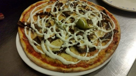 kebabsås pizzeria recept