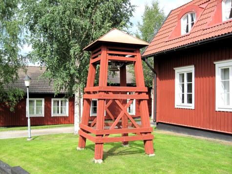 Stiftsgårdens kapell i Skellefteå
