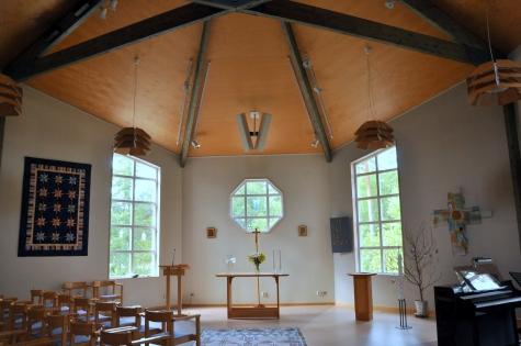 Skogängsgårdens kyrka