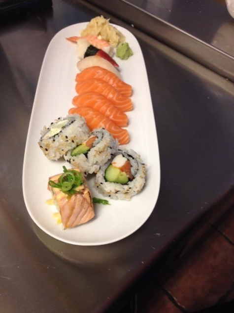 sushi upplands väsby