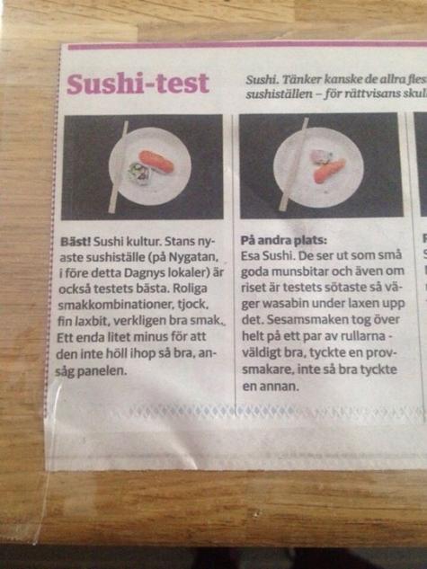 Sushi Kultur