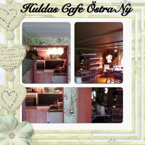Huldas Cafe