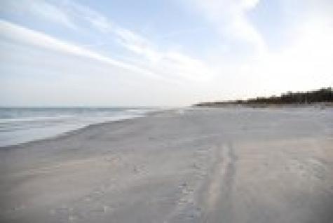 Badkartanse Borrby Strand Kyhl Kväll I Paradiset