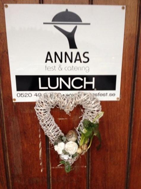 Annas Fest & Catering