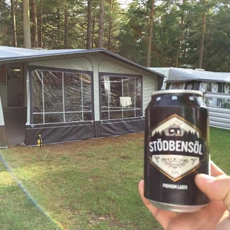 Campingkartan Se First Camp Ahus Kristianstad Bild Fran Ahus
