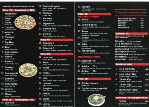 Petras Kolgrill & Pizza