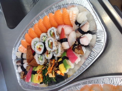 Yoku sushi
