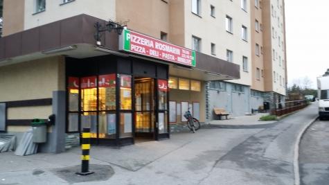 pizzeria rosmarin kallhäll