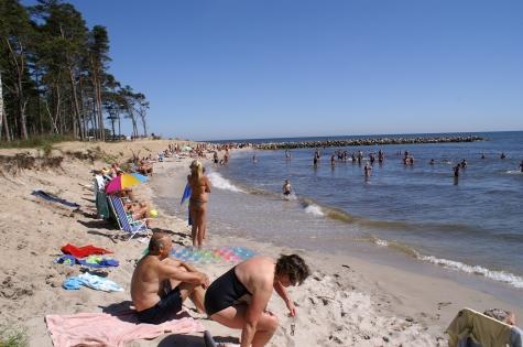 Badkartan Se Bilder Fran Loderups Strandbad 19 St