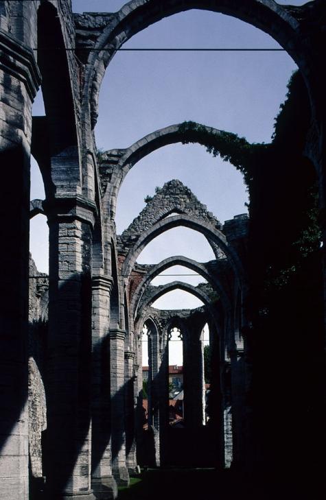 Sankta Katarina kyrkoruin
