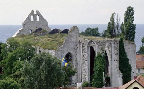 Sankt Nicolai kyrkoruin