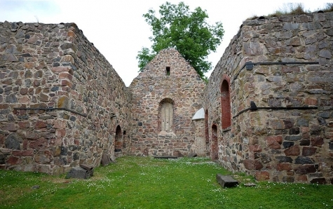 Västra Eds kyrkoruin