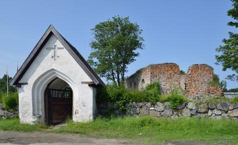 Njurunda kyrkoruin