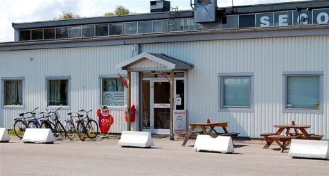 second hand falköping