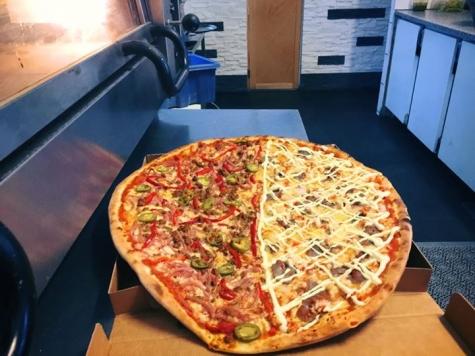 pizzeria på söder
