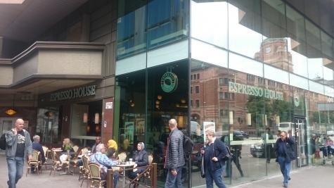 espresso house centralen