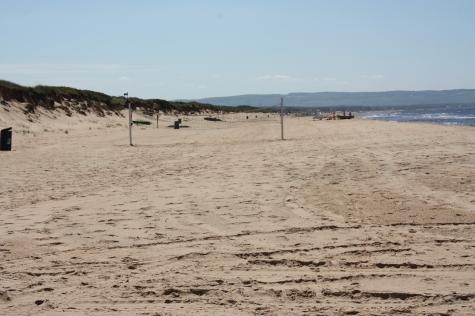 Mellbystrand Stranden