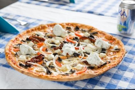 Rhodos Restaurangen och Pizzeria i Mockfjärd