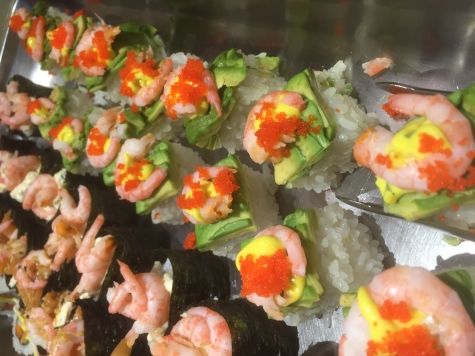 Coco Thai sushi