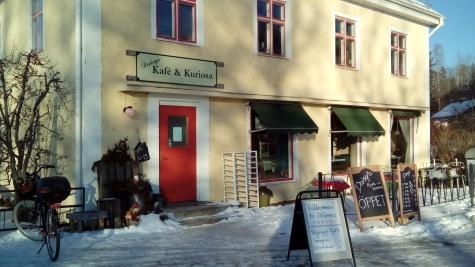 Daisy´s Place Café och Kuriosa