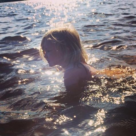Lefsnäs badplats, Siljan