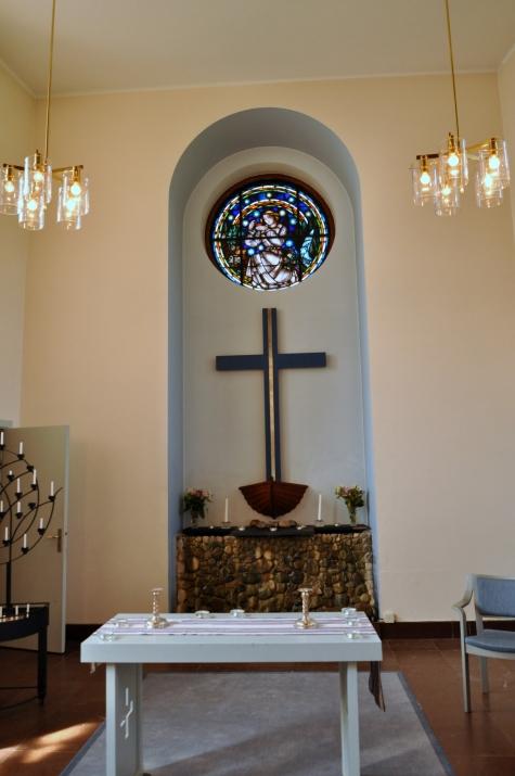 Mariakapellet, Kramfors