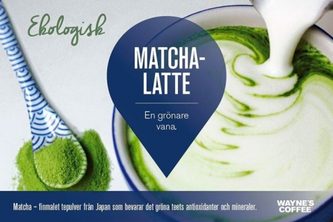 Waynes Coffee Sundbyberg Tulegatan
