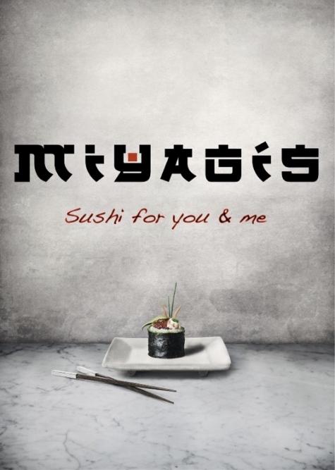 Miyagis Sushi Caroli